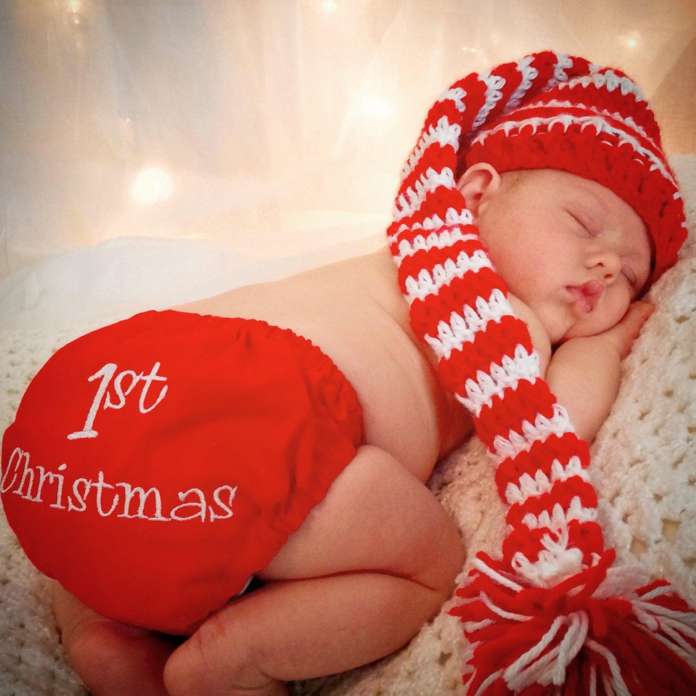 Baby 1st Christmas Baby Christmas Outfit Baby girl Christmas