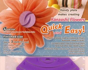 Clover Kanzashi Flower Maker - Gathered Petal Large (8485)