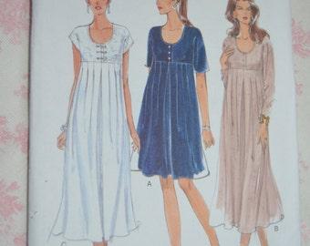 Vogue 9265 Maternity Dress Sewing Pattern - UNCUT - Sizes 6  8  10