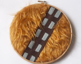 Star Wars inspired Chewbacca Hoop