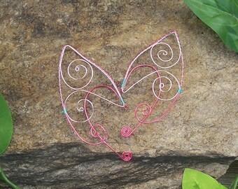 Elf Ear Cuffs - Cotton Candy - Elven Jewelry - Pixie Ears - Fairy Ears - Faery Ears