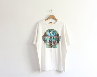 Celebrate Earth Day 90s T Shirt