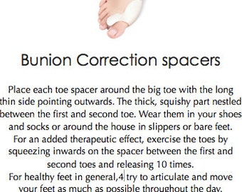 Bunion Correction Kit