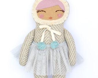 bunny girl with tutu
