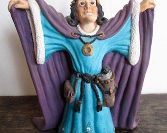 Kyrstonia Azeal the Storm Slayer 1992 Figurine