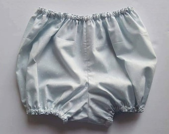 White Spot Baby Bloomers