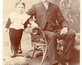 William and His Grandson ...