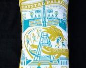 Crystal Palace cushion