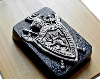 Medieval Knight Soap