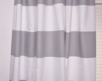 grey and white extra wide stripe curtains grey curtains stripe curtains grey and