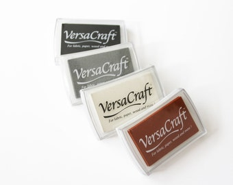VersaCraft  ink pad, large size (basic colors)