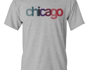 Chicago Shirt | Chicago T-Shirt | Chicago Gift | Chicago Wedding | Chicago Tee | Chicago Shirt for Men | Men's Chicago Gift