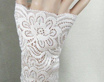 Filigree Lacy Wristcuff, 3 Different Colors