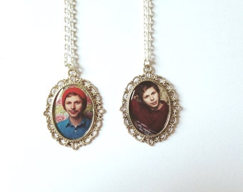 Michael Cera Cameo Necklaces