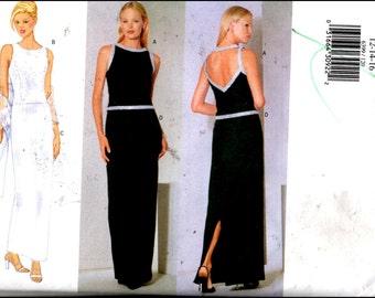 Butterick 6399  Misses' Top, Skirt & Stole  Size (12-16)  UNCUT