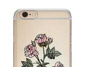 iPhone Case - Rose