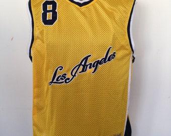 Vintage American Los Angeles Basketball Vest - 90s American sports jersey