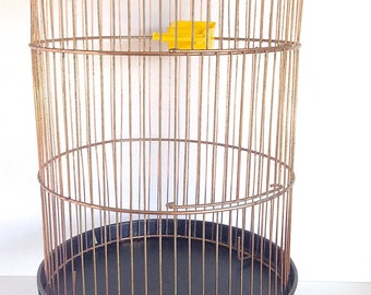 Mid Century Modern Birdcage Hair Pin Legs Vintage Shipping Included