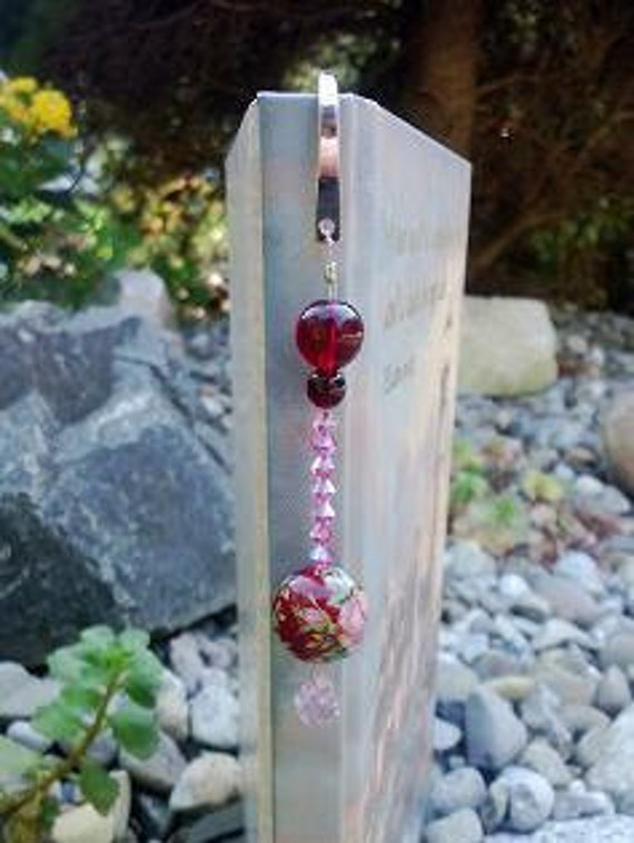 Beaded Bookmark, Book Club Gift, Metal Bookmark, Gift Idea for her, Book Lover Present, Book Worm Gift Idea