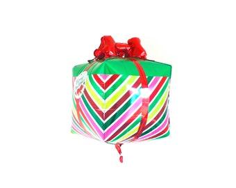 Christmas Present Balloon