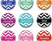 Fridge Magnet - Custom Fridge Magnets - Name Magnets - Classroom Magnet - Custom Name Magnet - Custom Name Magnets - Personalized Magnet
