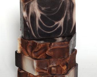 Vanilla Bean - handmade cold process coconut milk & shea butter soap