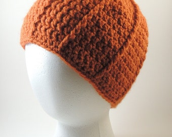 Pumpkin Beanies - Seven Sizes - Made-to-Order