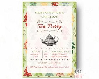il_340x270.866280480_iii3 holiday tea invitation christmas tea invitation tea party,Christmas Tea Party Invitations