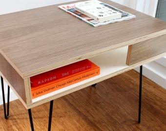 Storage Table | Walnut