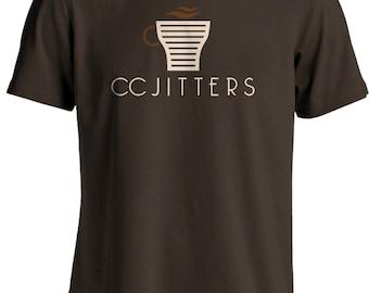 Flash/Arrow - Central City CC Jitters T-shirt