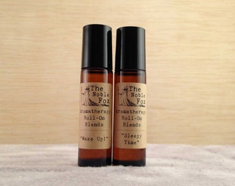 Day & Night Aromatherapy Roll On Gift Set
