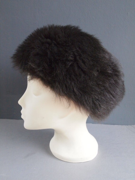 Vintage Winter Hat 116