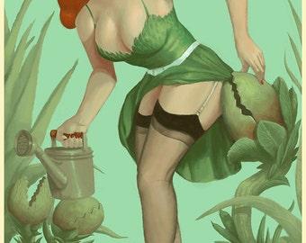 Ivy's Garden - fine art print