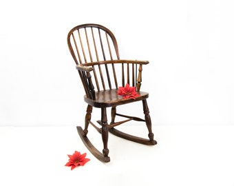 Childs Windsor Rocking Chair