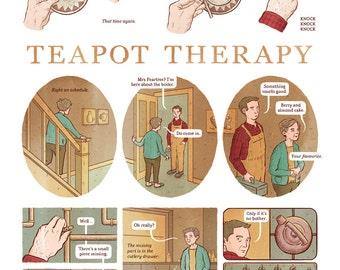 Teapot Therapy Comic