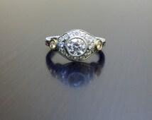 Engagement Ring Ajr Engraved