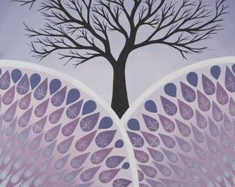 Winter Tree, Seasons Series, fine art print