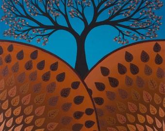 Fall Tree, Seasons Series, fine art print