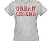 Women's Urban Legend Vintage Style T-Shirt for Buckeyes Fans!
