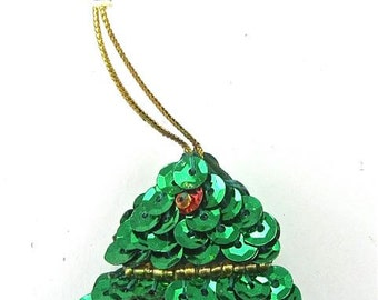 Christmas Tree Ornament - 2873