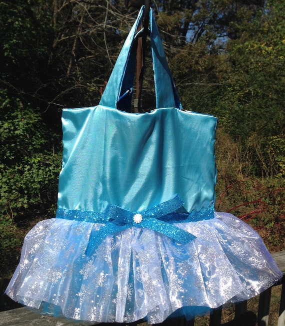 Frozen Inspired Tote