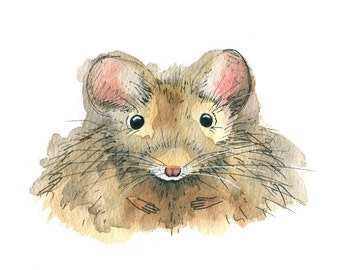Limited edition print - Mouse