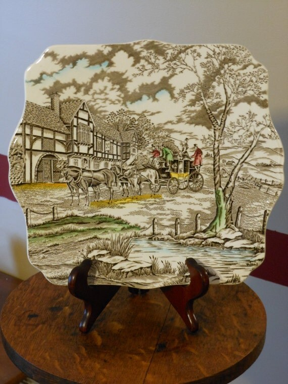 Myott Royal Mail Platter/Plate