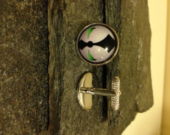 Spawn Cufflinks, Tie Clip, Tie Tack, Lapel Pin