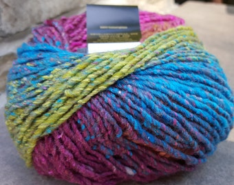 NORO Hanabatake Yarn- a luxury wool, silk, and mohair blend - Color 6