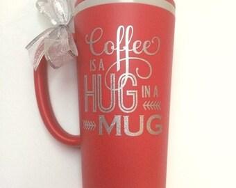 Teachers Gift, Coffee Mug,  Travel mug,  Double Wall, Cute Mug, Personalized, Gift For her, Best Friend gift, Ready to Ship