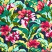 Amy Butler Bright Heart Tropicana Dusk, large scale modern floral fabric