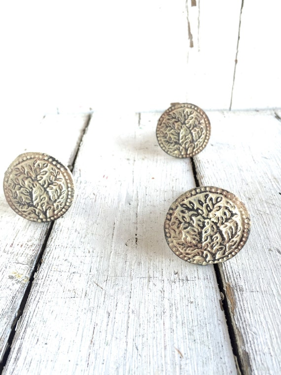 Rustic Knobs, Drawer Knobs, Cabinet Knobs, Dresser Knobs, Decorative Knobs,  Metal Knobs, Tree Decor, Unique Cabinet Knobs, Knobs And Pulls From ...