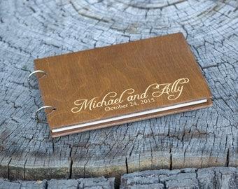 Wedding Guest Book, Gold Guest Book, Guest Book, Wedding Album, Rustic Guest Book, Wedding, Wood Guest Book, Wedding Guestbook, Guestbook