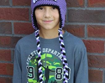 Purple Minion Hat - Despicable Me Hat - Evil Minion Costume - Minion Hat Despicable Me Costume